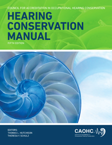 Hearing Conservation Manual | CAOHC
